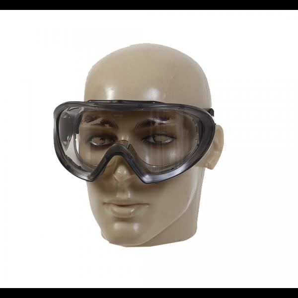 Óculos de segurança Angra ampla visão Anti-Risco e Antiembaçante incolor - KALIPSO