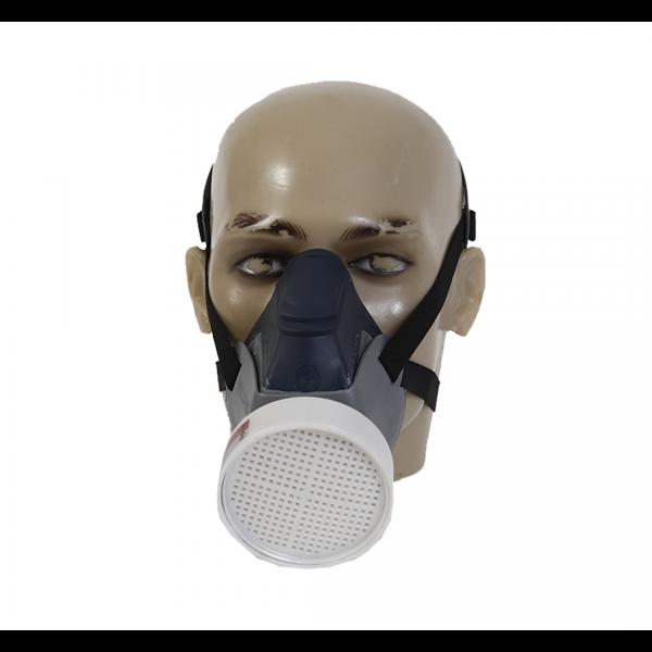 Respirador semifacial AIR SAN com 1 FILTRO 400A1B1 - AIR SAFETY