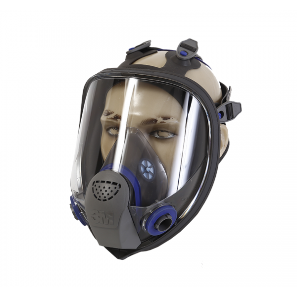Respirador facial FF 402M BR - 3M