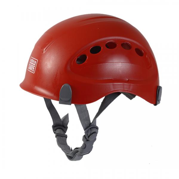 Capacete Corazza AIR A vermelho - ULTRA SAFE