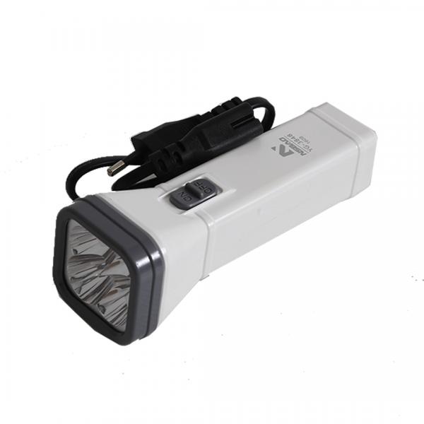 Lanterna manual de 4 LEDS - NSBAO