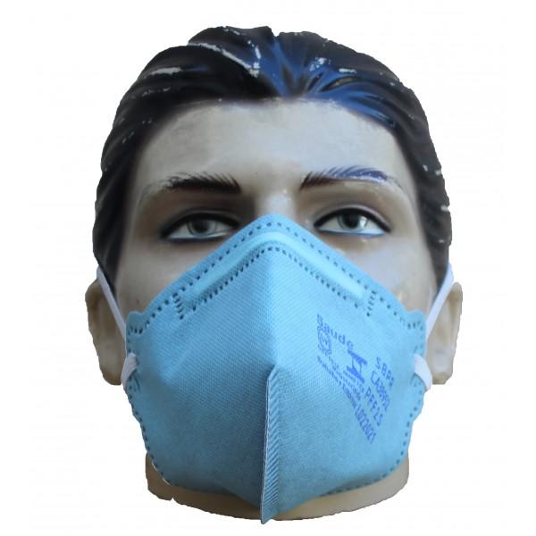 RESPIRADOR DESCARTÁVEL PFF2 PLUS S/V AIR SAFETY