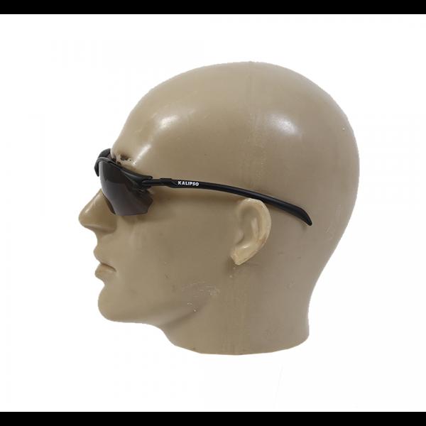 Óculos de segurança Capri Anti-Risco cinza - KALIPSO