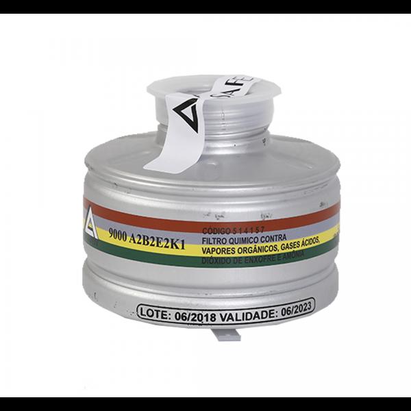 Cartucho 9000 multigases - AIR SAFETY