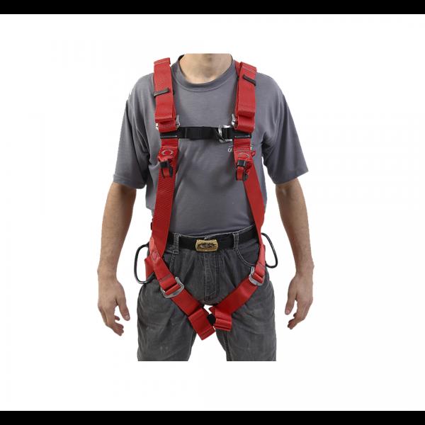 Cinto paraquedista Potenza Tamanho 2 - ULTRA SAFE