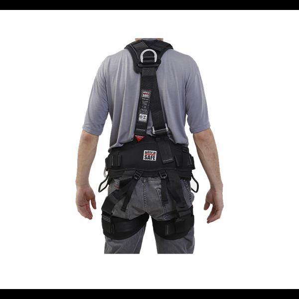 Cinto paraquedista Torino Lock Tamanho 1 - ULTRA SAFE