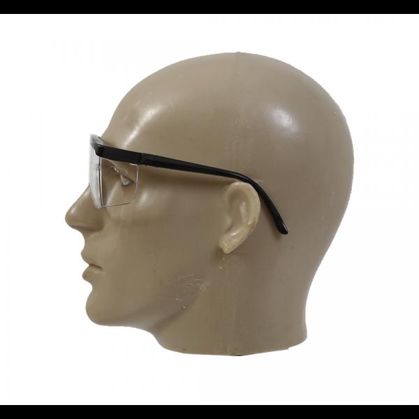 Óculos de segurança Jaguar com ajuste na haste Anti-Risco incolor - KALIPSO