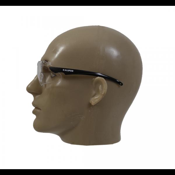 Óculos de segurança Guepardo com ajuste angular Anti-Risco incolor - KALIPSO