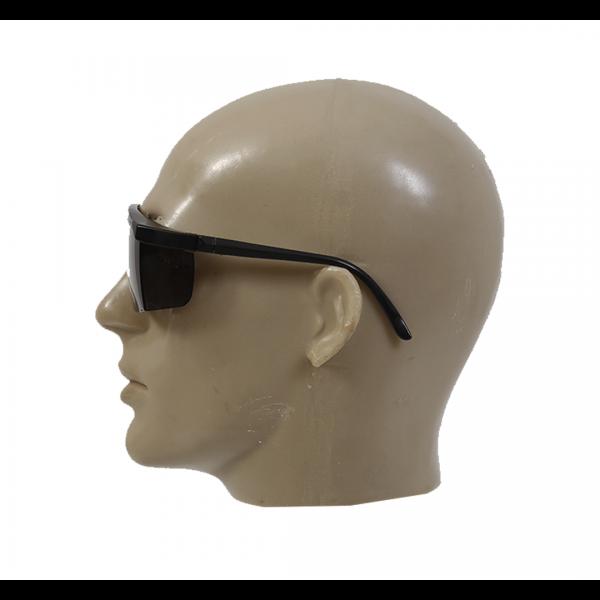 Óculos de segurança Jaguar com ajuste na haste Anti-Risco cinza - KALIPSO