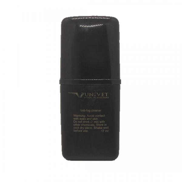 Spray antiembaçante para óculos preto - UNIVET