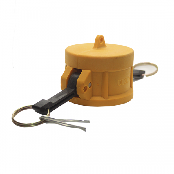 Acoplador tampão nylon 2 X 2 5379 - LUMAGI