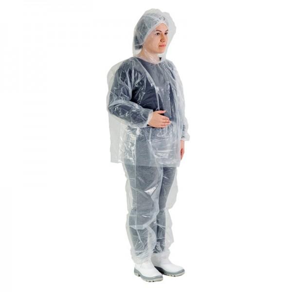 Conjunto termolam com capuz transparente - PREVEMAX