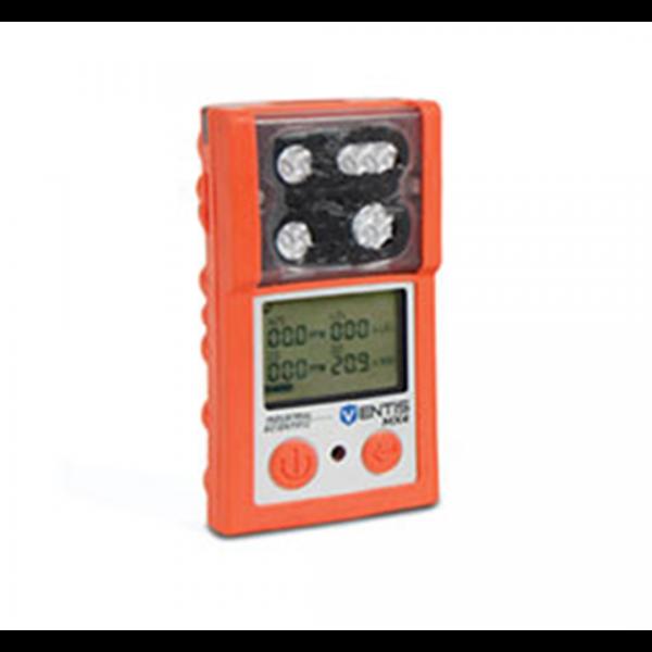 Detector multigás VENTIX MX4 sem bomba - INDUSTRIAL SCIENTIFIC