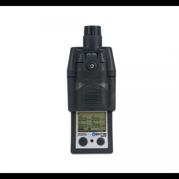 Detector multigás VENTIX MX4 com bomba - INDUSTRIAL SCIENTIFIC
