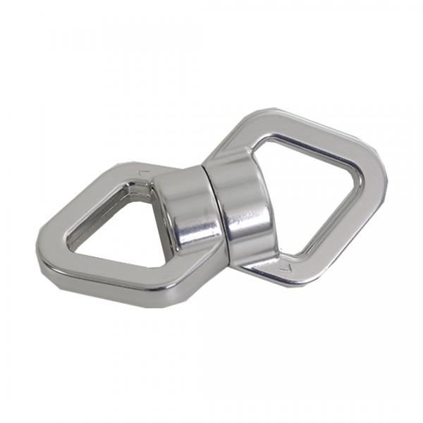 Destorcedor giratório alumínio forjado rolamentado 40KN - BIG COMPRA