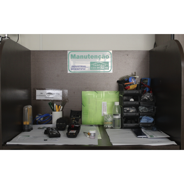 Serviço de calibração de detectores de gás - INDUSTRIAL SCIENTIFIC