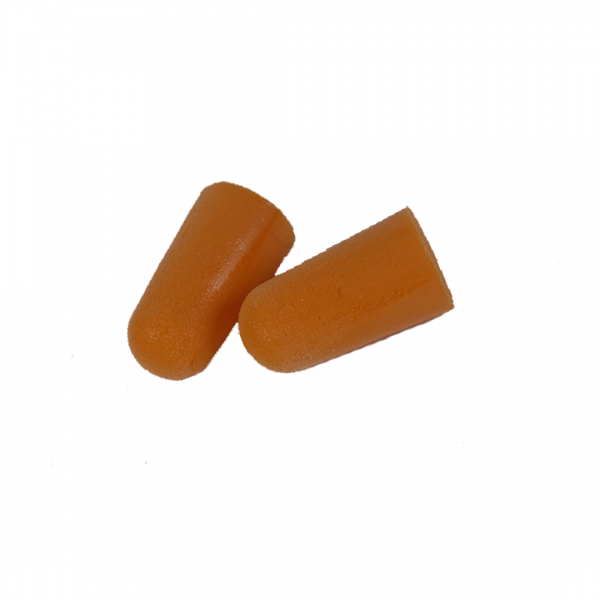 Protetor auricular espuma sem cordão 16 DB laranja - 3M
