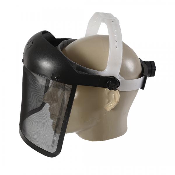 Protetor facial telado com catraca - LEDAN