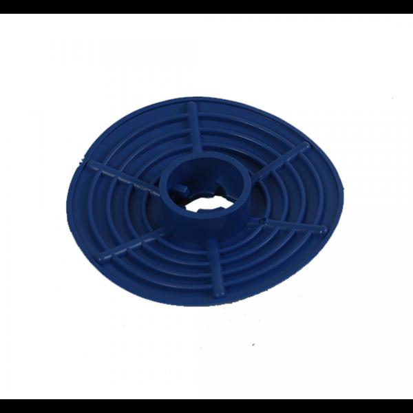 Rodilha vazão 3/4 protetor de respingo azul