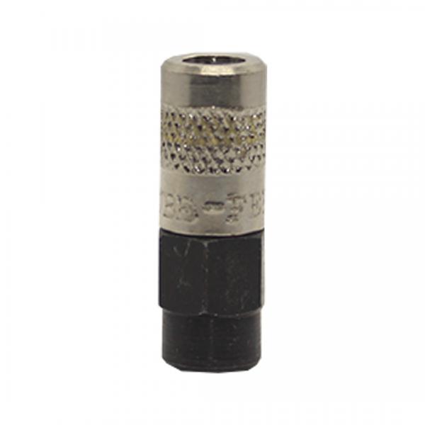 Acoplador hidráulico UNIV fino 4 garras com válvula 12V - LUBEFER