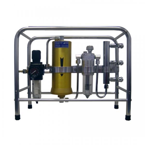 Arcofil 3U com ERS com 3 saídas - AIR SAFETY