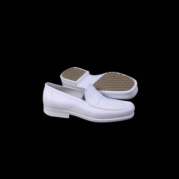 Sapato antiderrapante Sticky Social man branco - CANADA EPI