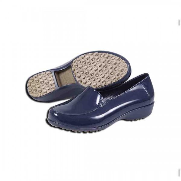 Sapato antiderrapante Sticky Social azul marinho - CANADA EPI