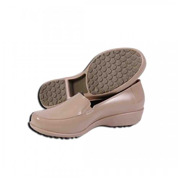 Sapato antiderrapante Sticky Social nude - CANADA EPI
