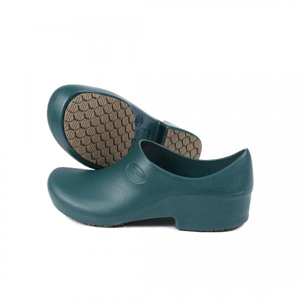 Sapato antiderrapante Sticky Shoe verde - CANADA EPI