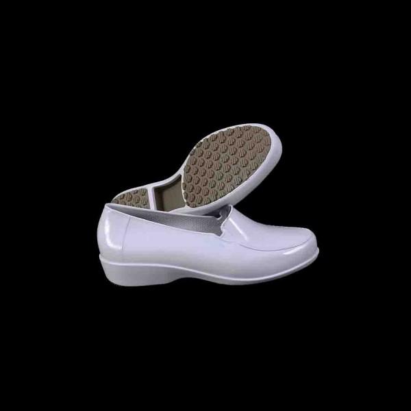 Sapato antiderrapante Sticky Social branco - CANADA EPI